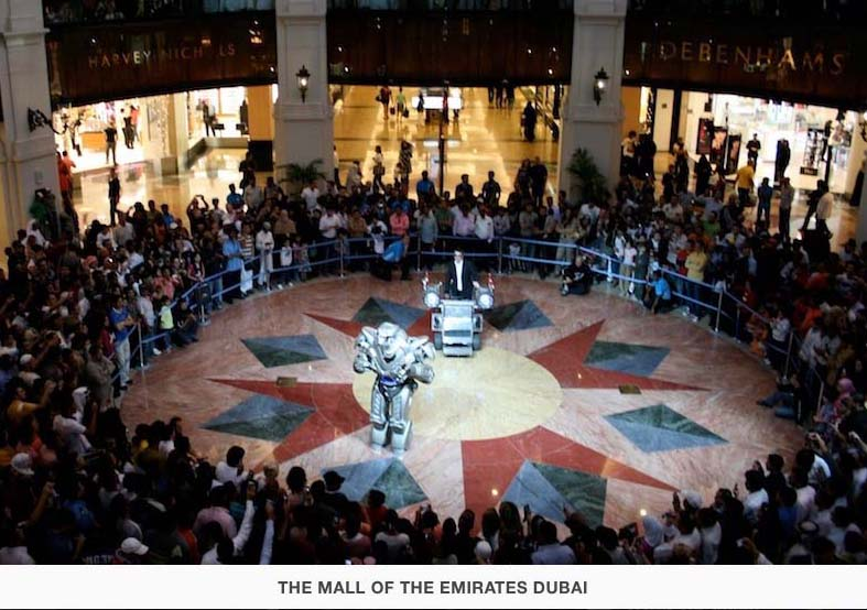 Mall of Emirates Dubai
